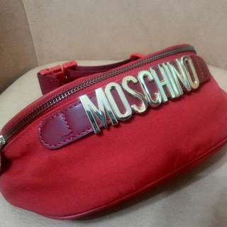 Authentic Moschino Waist Bag