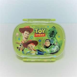 🚚 迪士尼 玩具總動員 便當盒