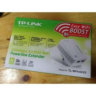 TP-LINK TL-WPA4220 Homeplug
