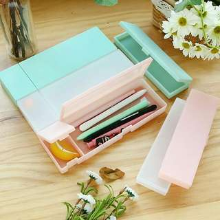 Candy Color Pencil Case