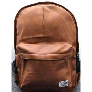 Herschel Leather Bags