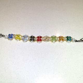 Beautiful Crystal Bracelet For Sale (UP $8 Now $6)