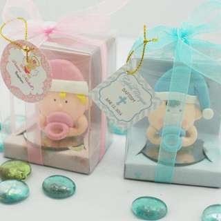 Baptismal Or Baby Shower Souvenir