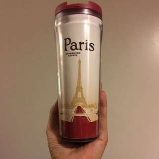 Starbucks Paris Tumbler