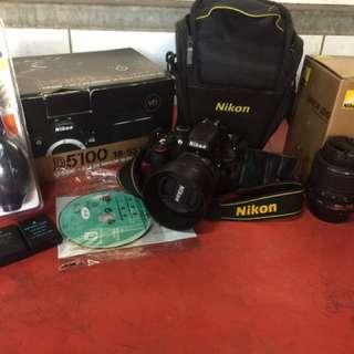 Nikon D5100 All