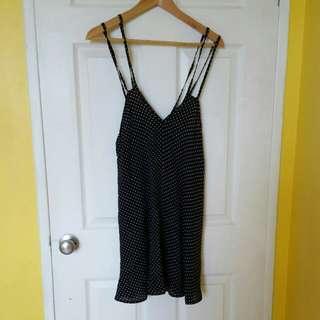 Brandy Melville Polka-Dot Dress