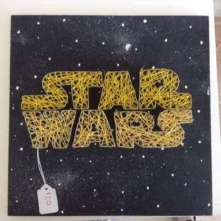 String Art - Star Wars Lofo