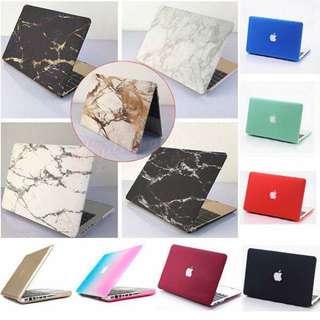 Marble MacBook cases