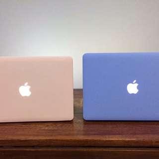 Pastel Colored MacBook cases