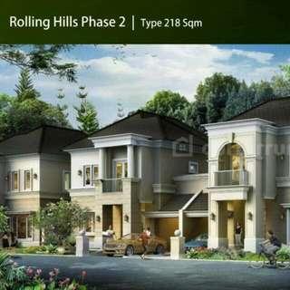 Rolling hills @lippo village