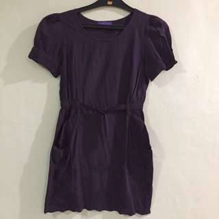 Purple Dress Arithalia