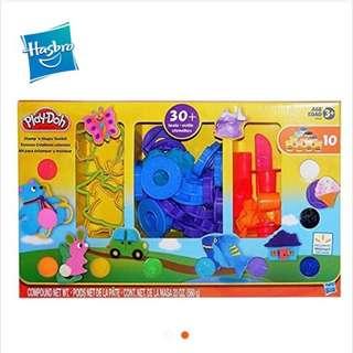 Hasbro Play-Doh Stamp & Shape Toolkit