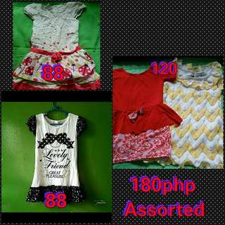 REPRICED!!  DRESS #lovebundled #bags #kids #pink #preloved #barbie #repriced #cheap #dress #pants #blouse #gown #swap #gluta #hair #makeup #offshoulder #croptop #skirt #trending #mac #brush #lipstick #wedge #shoes #shorts #camera #instax