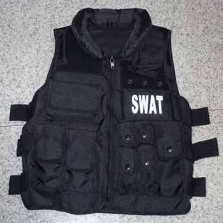 SWAT Vest One Size Fits All Free Postage