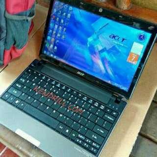 Laptop Bergaransi Acer Timeline Core I3