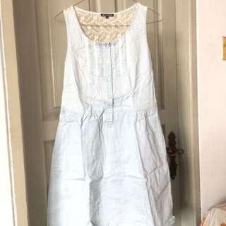 Colorbox Blue Dress
