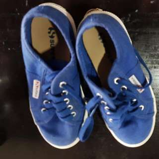 Superga Shoes Size 12 Us