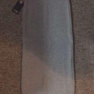 Aritzia Wool Tube Skirt
