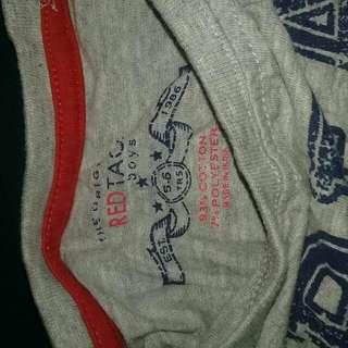 red tag shirt