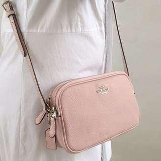 Coach Crossbody Bag Pink