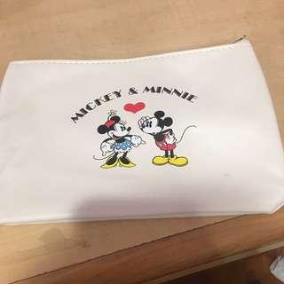 Mickey Minnie多功能收納袋