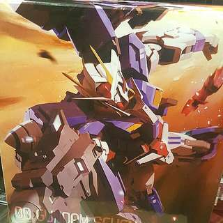 "METAL BUILD - 00 Gundam Seven Sword/G ""Mobile Suit Gundam 00 V Senki""(Instock)"