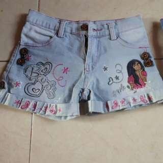 Hot pants For Princes