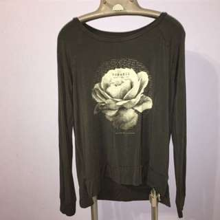 AE SMALL TOP