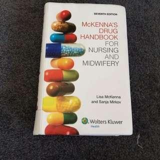 Mckenna's Drug Handbook