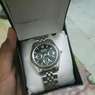 Jam Tangan Rolex (Not Ori)
