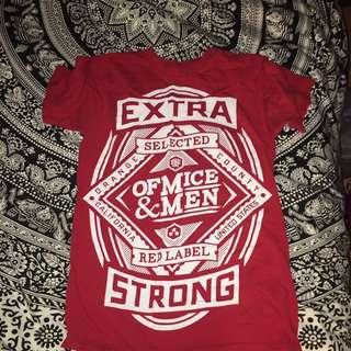 Of Mice & Men Band Shirt