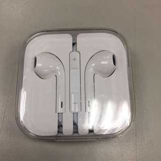蘋果原廠耳機 3.5音源孔