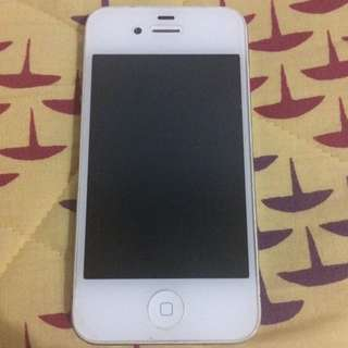 iPhone 4 (8gb) white