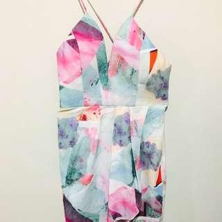 Mia Dress Size 8 NWT