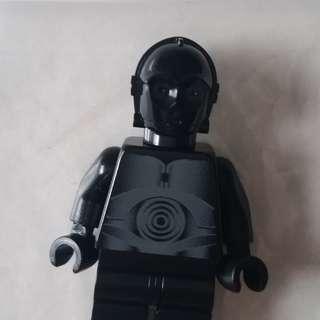 SPONSORED LEGO Star Wars - Rare Protocol Droids - TC-4 5002122 TC-14 5000063