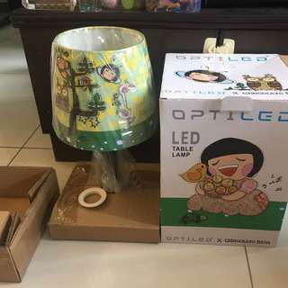 OPTILED x  Chocolate Rain座枱燈