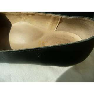 5285513979a1 Scholl Womens Leather Shoes UK7