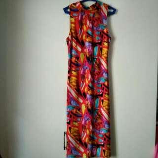 Zoo Bodycon Dress