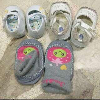 Baby Shoes-bundle