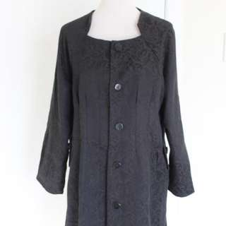 Brand New Blk Vintage Coat