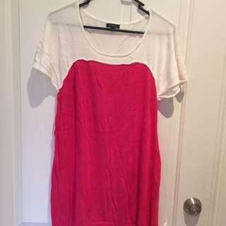Knit Tunic Size L