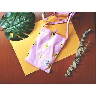 NEW ‼️新品 |韓版日系原宿帆布森女手機零錢包小宅迷你小包包斜挎包