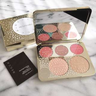 Jaclyn Hill x BECCA Champagne Glow Palette BNIB + AUTH LIMITED TIME ONLY!!