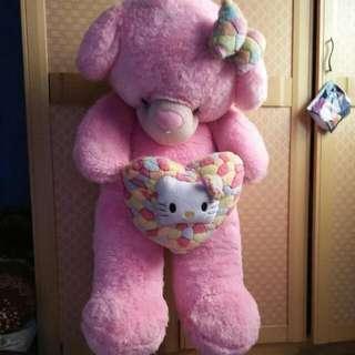 Boneka  Tedy  Bear  Jumbo