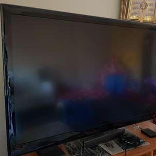 """Lg 3D 55""""  Tv"""