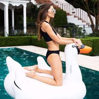 White Swan Float