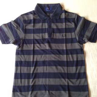 Fred Perry RARE polo tee size 40