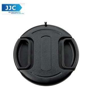 JJC LC-49 Universal 49mm Lens Cap Cover for Canon Nikon Sony Fujifilm Camera