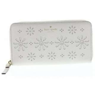 Kate Spade White Long Wallet
