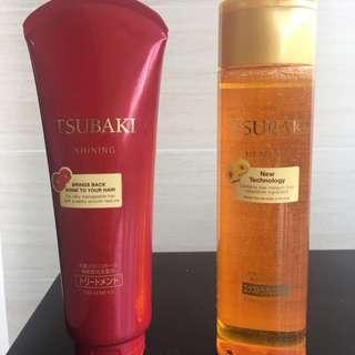 Tsubaki Shining Treatment Tsubaki Hair Spa Shampoo